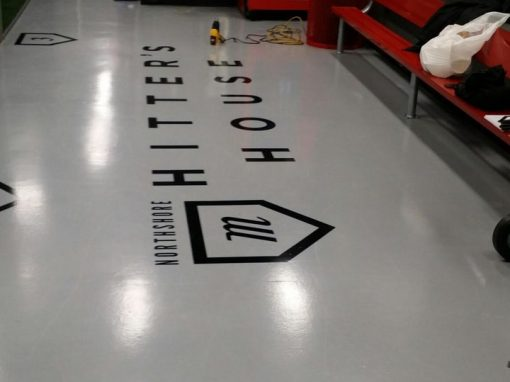 Flooring Graphics | Floor Decals