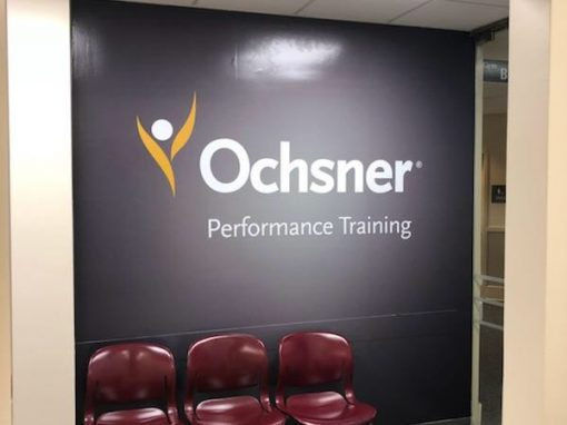 Wall Graphics & Decals | Ochsner