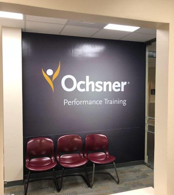 Wall Graphics & Decals | Ochsner