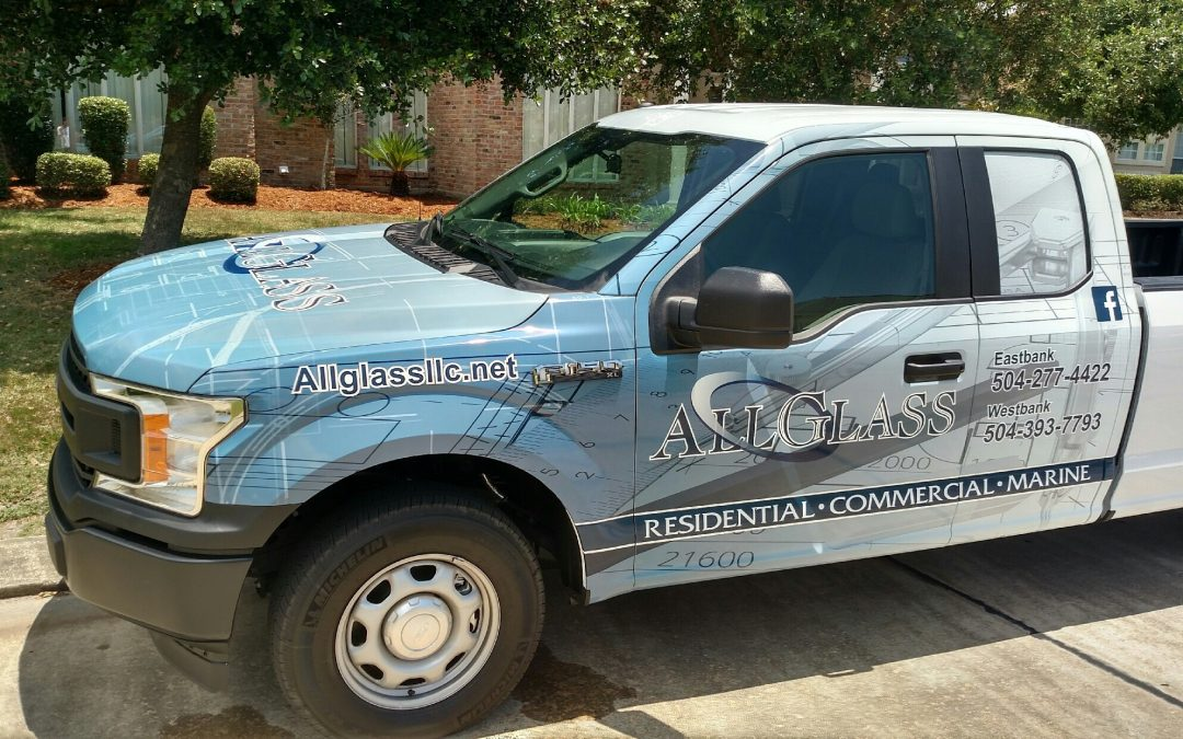 Truck Graphics | All Glass